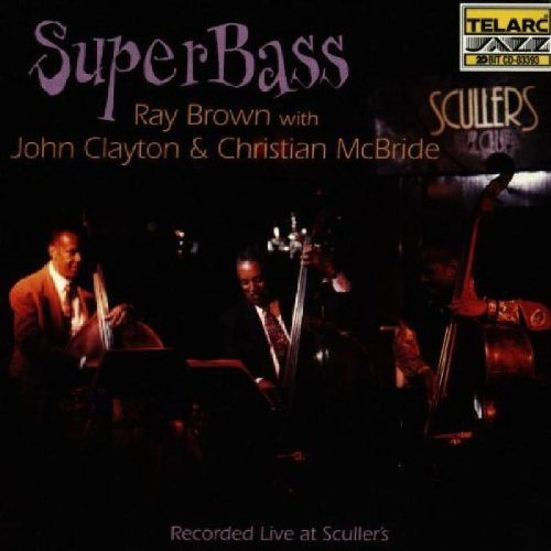 Mcbride Bass - SuperBass (Recorded Live At Scullers)