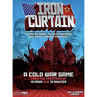 Ultra Pro Iron Curtain: Toys & Games