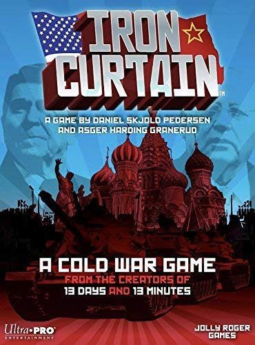 Ultra Pro Iron Curtain (Effects Of The Cold War On America)