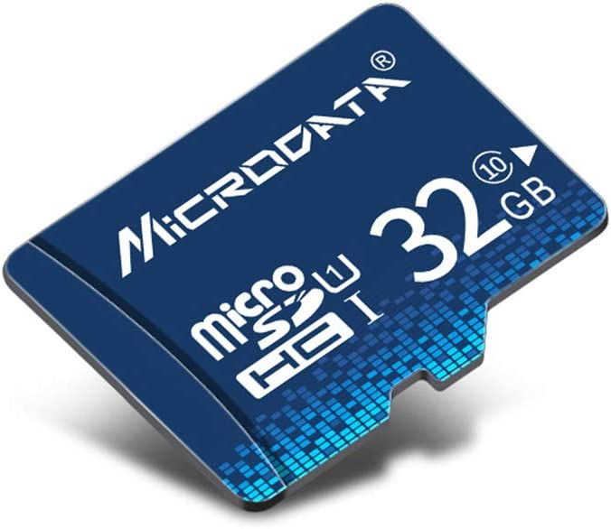Phones 32GB High Speed Micro SDHC Class 10 UHS-I High Speed Memory for Action Cameras and PCs Tablets