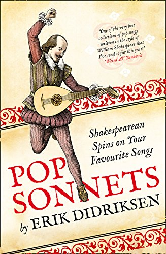 when was a fairy song by william shakespeare written