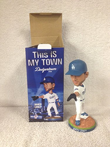JAMES LONEY 2010 Los Angeles LA Dodgers Bobble head Bobblehead SGA (Bobble James Head)