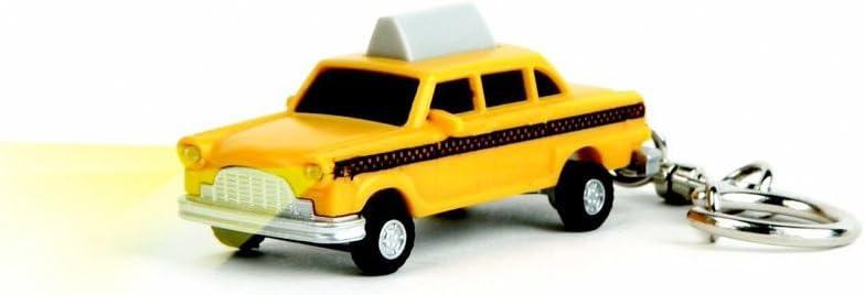 Kikkerland - Llavero con LED Taxi de Nueva York: Amazon.es: Bricolaje y herramientas