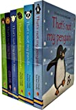 Thats Not My Wild Animals Series 3 Collection Usborne Touchy-Feely 6 Books Set