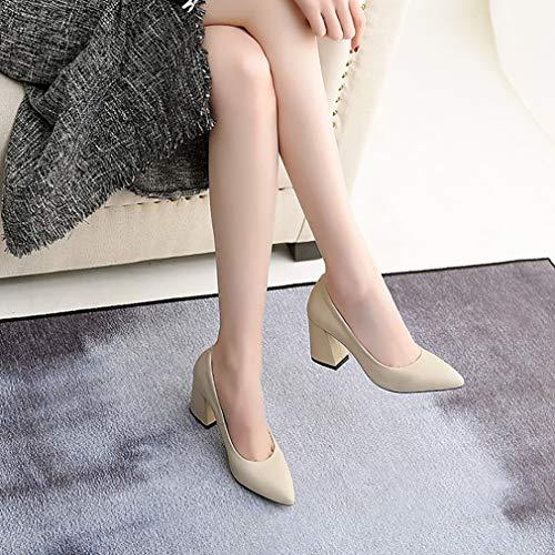 Mujer Outfits El Culposo Zapatos Toda Rosa Gusto De 068Hqwf4xY
