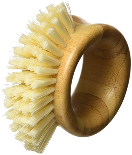 Full Circle The Ring Bamboo Vegetable Cleaning (Vegetable Brush)
