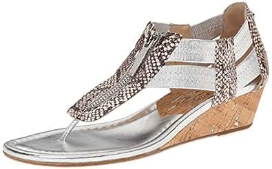 Amazon.com: Donald J Pliner Women's Dori Wedge Sandal