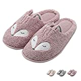 Tuiyata Cute Animal Slippers for Women Mens