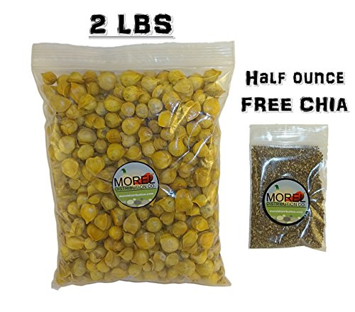 Buy Japanese Garlic (Ajo Japones) 2Lbs! and get FREE 1 oz Chia Bag! by Morel Distribution Company