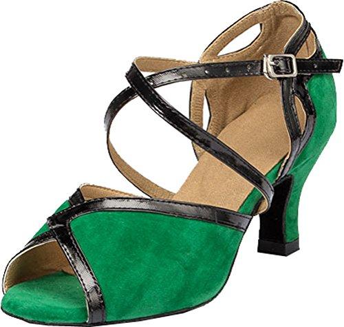 vert Danse femme moderne CFP Vert x7Iq0aH