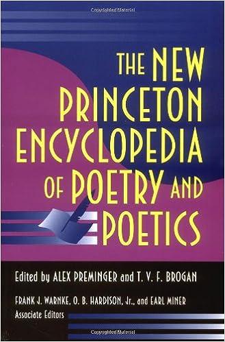 Princeton poetry