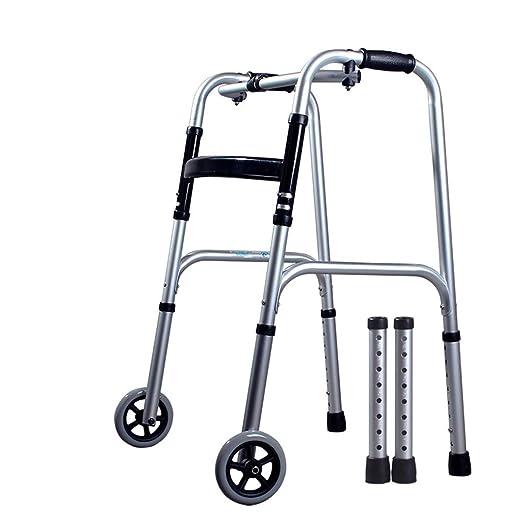 XLanY Andador De Aluminio Andador,Andador Médico De Edad Avanzada ...