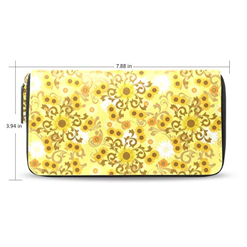Women Sunflower Pattern...