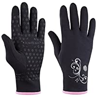 TrailHeads Women's Running Gloves | Touchscreen Gloves | Power Stretch Winter Running Accessories