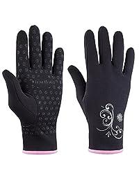 TrailHeads Power Stretch Women's Running Gloves
