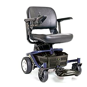LiteRider Envy Powerchair By Golden Technologies (GP162R) from Golden Technologies