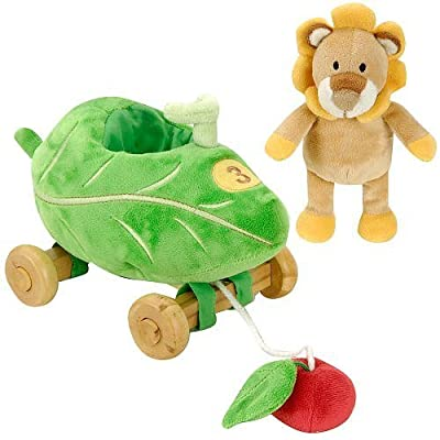 FAO Schwarz Baby Lion Pull Toy : Push And Pull Baby Toys : Baby