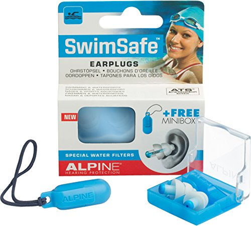 Alpine Swim Safe Earplugs