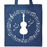 Inktastic Cello Music Cellist Orchestra Tote Bag Royal Blue