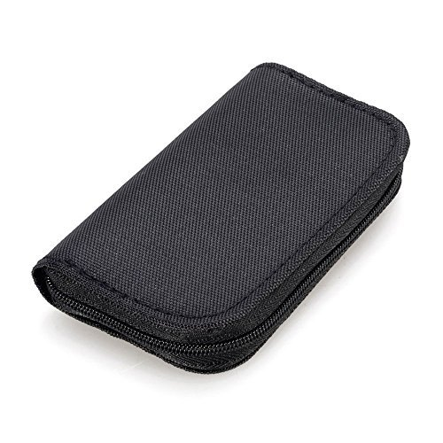 22 slots Memory Card SD card Storage Carrying Pouch Holder Wallet Case Bag