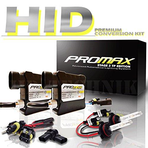 Promax HID Xenon Slim Conversion Kit with
