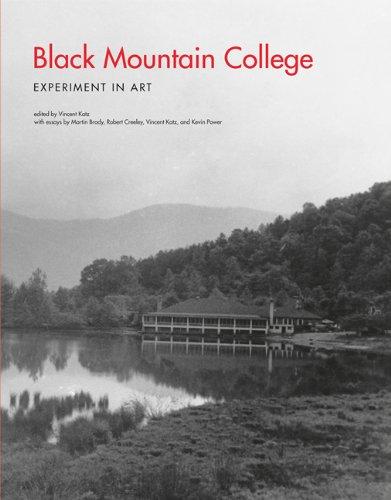 Black Mountain College: Experiment in Art (MIT Press)