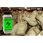 SMELLEZE Natural Animal Waste Odor Removal Deodorizer: 50 lb. Granules Rid Feces & Urine Stench 6