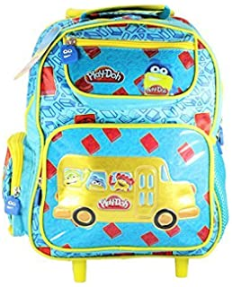 Padded Rucksack Backpack Play School Bag Playdoh Junior Deluxe Doh deCxBo