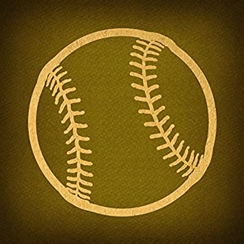 Amazon.com: Vintage Baseball Wall Art Print Sports Home Decoration ...