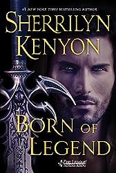 Born of Legend (The League: Nemesis Rising)