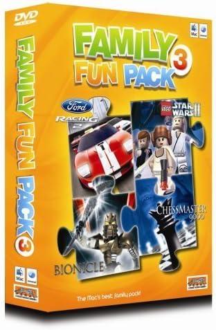 Family Fun Pack 3 - Mac by Feral Interactive: Amazon.es: Videojuegos