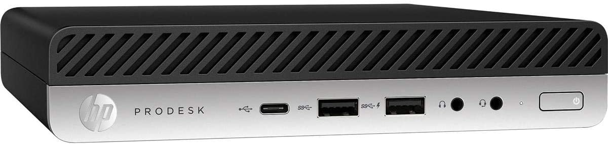 SBUY PRODESK 600 G4 DM I5-8600T, 256GB SSD, 8GB DDR4, W10P6 64BIT, 3-3-3 WTY, AC