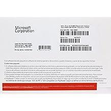 Sistema Operativo Microsoft Windows 10 Pro