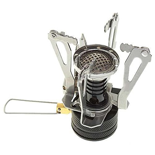 Lightweight Backpacking Stoves: Honice Portable LightWeight Mini Outdoor Backpacking