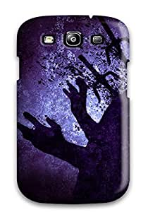 HOsHaLk7367fqXPw CaseyKBrown Awesome Case Cover Compatible With Galaxy S3 - Mileena In Mortal Kombat Game