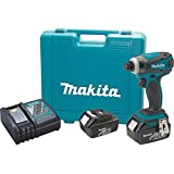 Makita XDT04 18V Lithium-Ion Cordless Impact Driver Kit