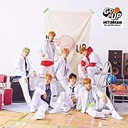 NCT Dream 2nd Mini Album WE GO UP CD+Photobook+Photocard+Sticker Pack+Folded Poster+KPOP Idol Mask+Extra Photo