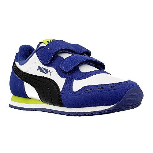 Puma - Cabana Racer - 36073243 - Farbe: Blau-Grün-Schwarz - Größe: 34.5