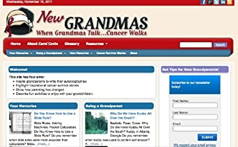 New Grandmas Rock!