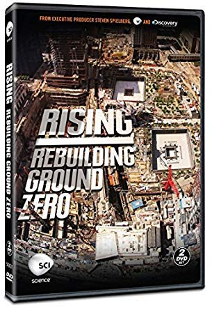 Amazoncom Rising Rebuilding Ground Zero Movies Tv