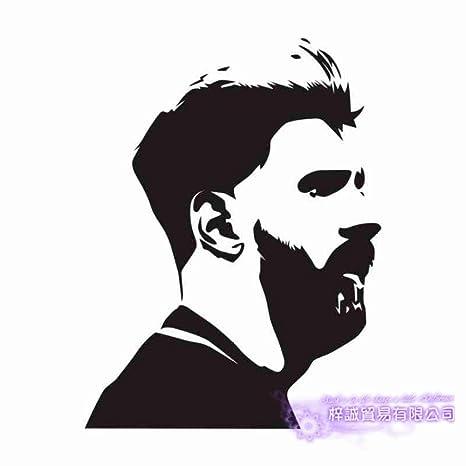 Olivialulu Lionel Messi Pegatina para el jugador de fútbol ...