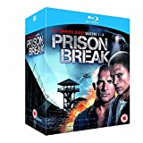 Prison Break The Complete Series: Seasons 1 - 4 + The Final Break (2005)