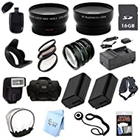 Advanced Professional Kit: for Sony Alpha A3000 Digital SLR Camera