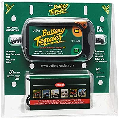 Portable Battery Tender Plus Charger He