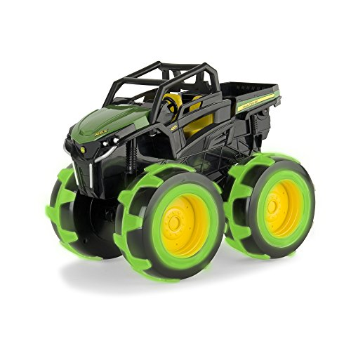 Ertl John Deere Gator Vehicle with Lightning Wheels (Cat Off Road Dump Trucks For Sale)