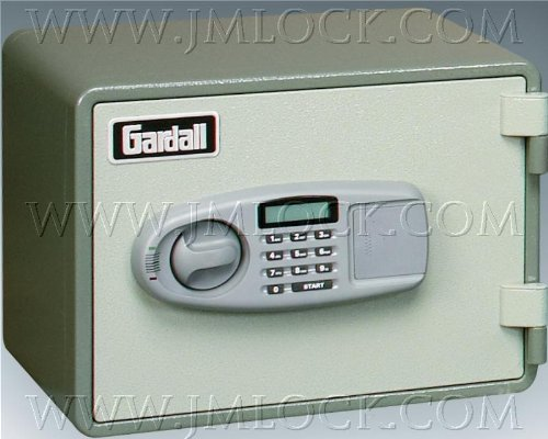 Gardall One Hour Microwave Safe - 867 Cu. In. Electronic Lock