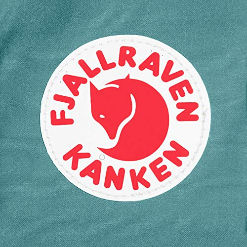 Fjallraven - Kanken Classic Pack, Heritage and Responsibility Since 1960, One Size,Frost Green by Fjallraven (Image #8)