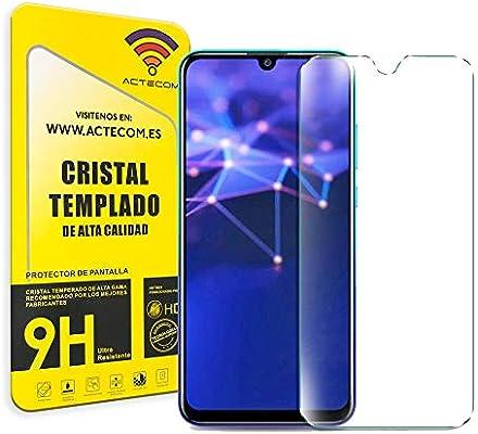 actecom® Protector Pantalla para Huawei P Smart 2019 Cristal ...