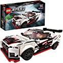 LEGO Speed Champions Nissan GT-R NISMO 76896 Building Kit (298 Pieces)