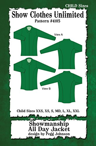 4105 - Child's Western Showmanship or All Day Jacket ()